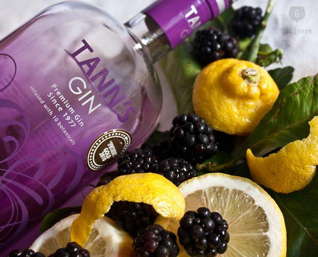 Gin Tanns #ginpremium #gin