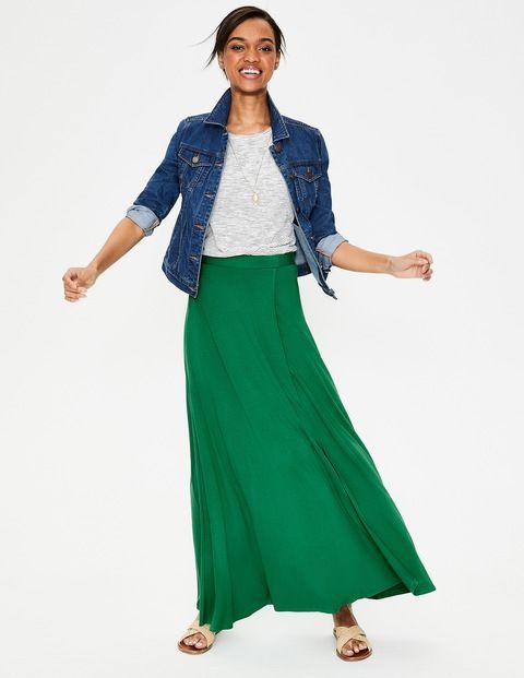 20cbb05ac Albany Jersey Maxi Skirt J0428 Maxi Skirts at Boden | Hamptons ...