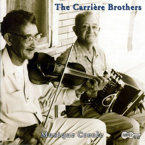 Old Time Louisiana Creole Music [CD]