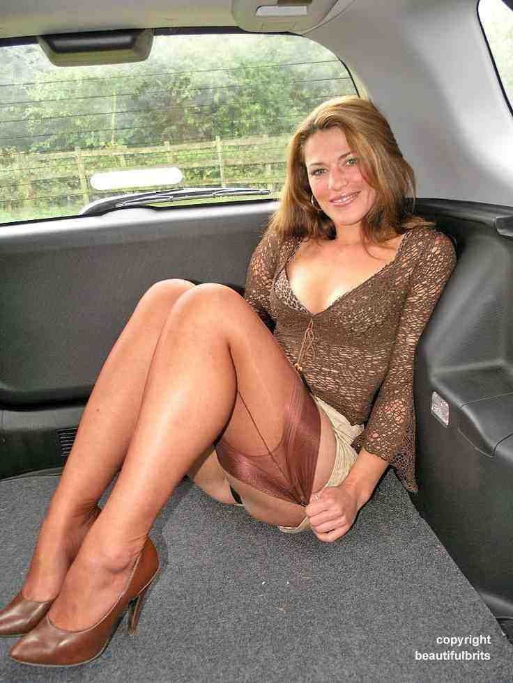 Happiness is a naked mature