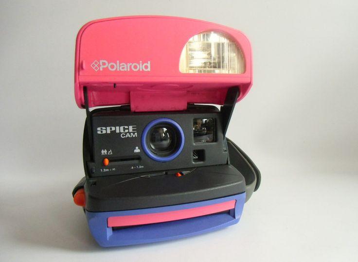 die besten 25 vintage polaroid kamera ideen auf pinterest. Black Bedroom Furniture Sets. Home Design Ideas