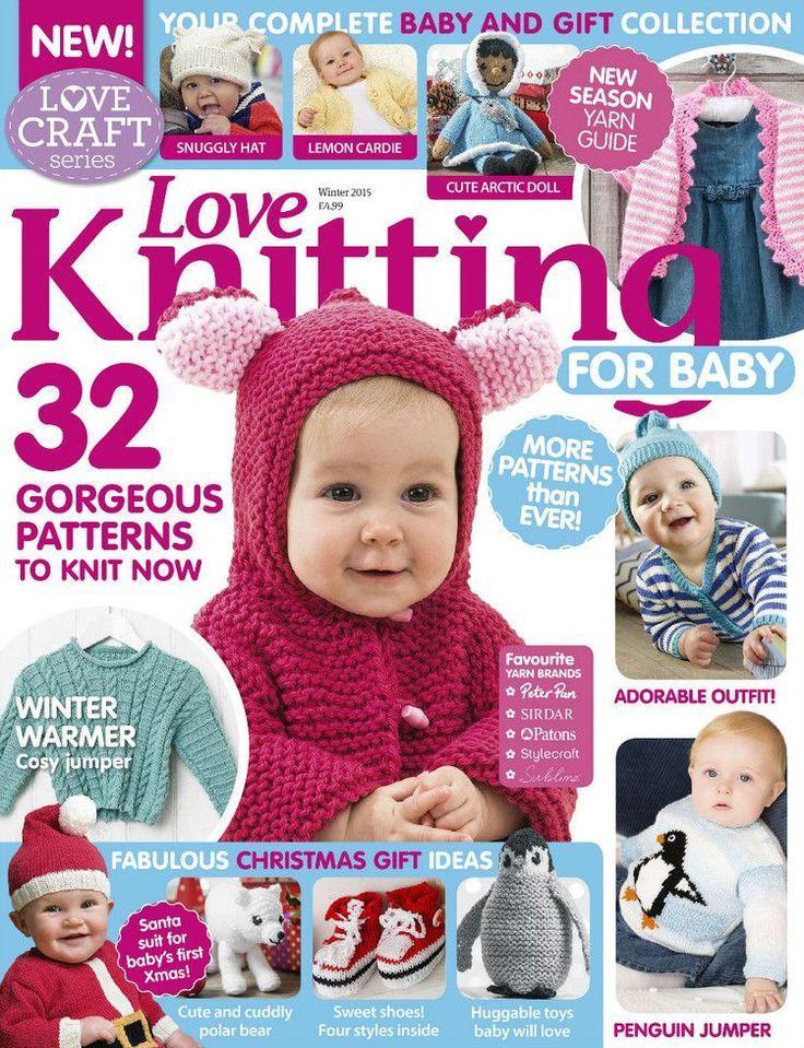 Love Knitting for Babies  Winter 2015 - 轻描淡写 - 轻描淡写