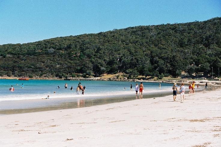 500 metres of pristine beach frontage that is Middleton Beach, Albany Western Australia!