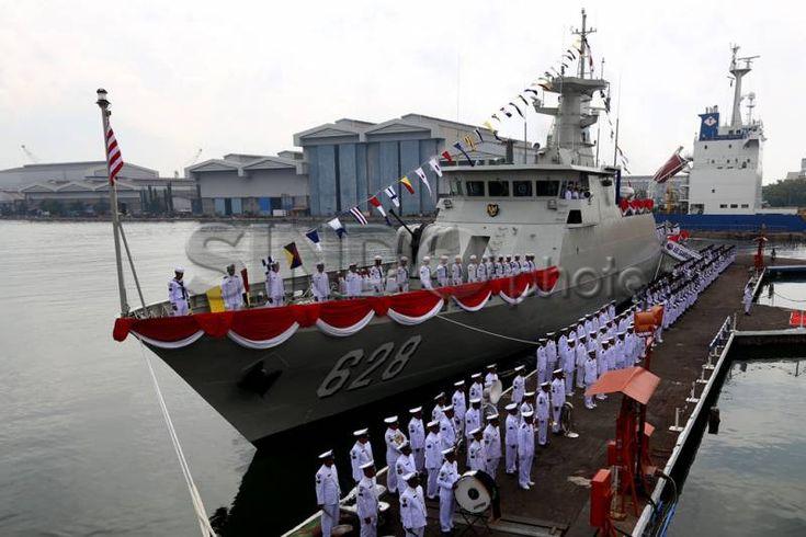 KRI Sampari-628, kapal cepat rudal baru TNI AL