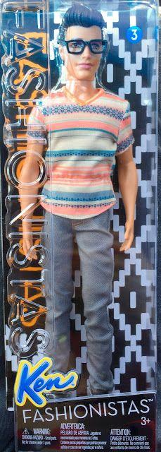 Ken Doll: Barbie Bakery Shop & Ryan Fashionistas 2016
