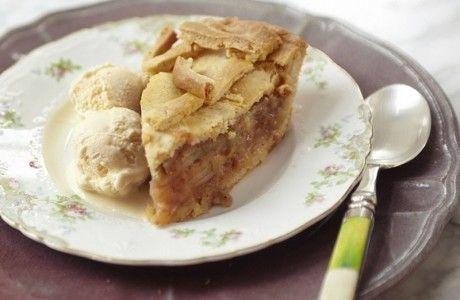 Torta de maçã verde. Rita Lobo.