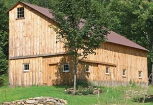 """Plan your barns and outbuildings with the future in mind, says this long-time farmer, whose """"small"""" operation has outgrown several barns and sheds — and isn't done yet."""