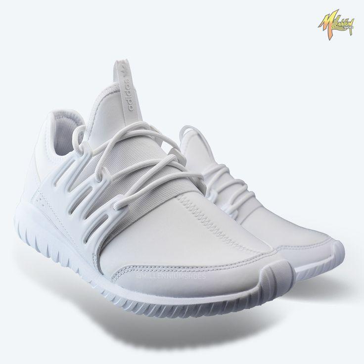 Adidas Tubular Radial Fleece Grey Comptaline