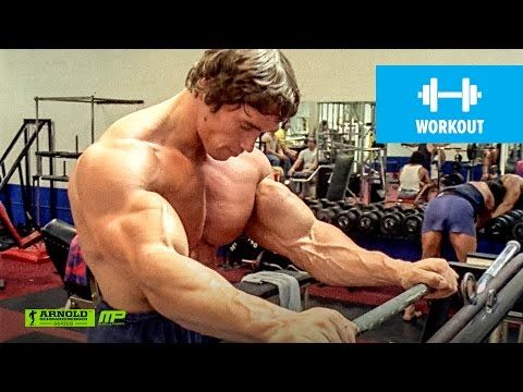 Bodybuilding.com: How To Train For Mass | Arnold Schwarzenegger's Blueprint Training Program