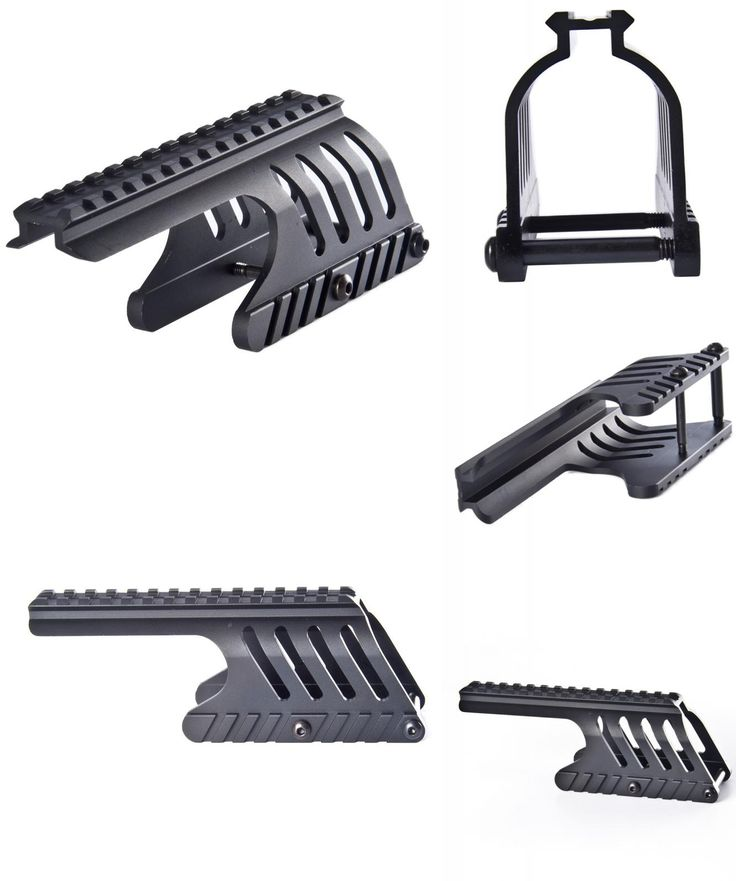 [Visit to Buy] M87 Tactical Picatinny Rail Scope Mount For Remington 870 Shotgun & Other Models MNT-RM870A #Advertisement