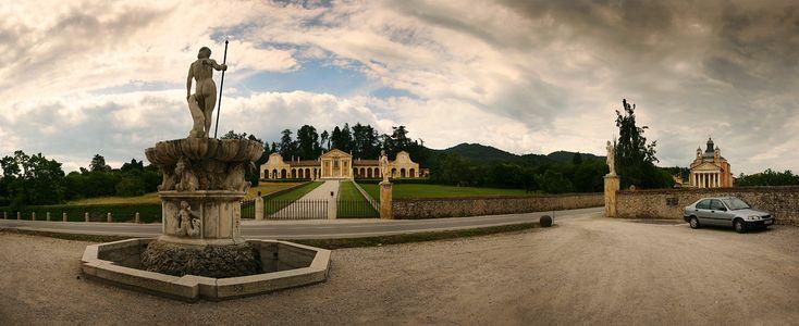 Villa Tempietto Barbaro Maser - Andrea Palladio - Wikimedia Commons