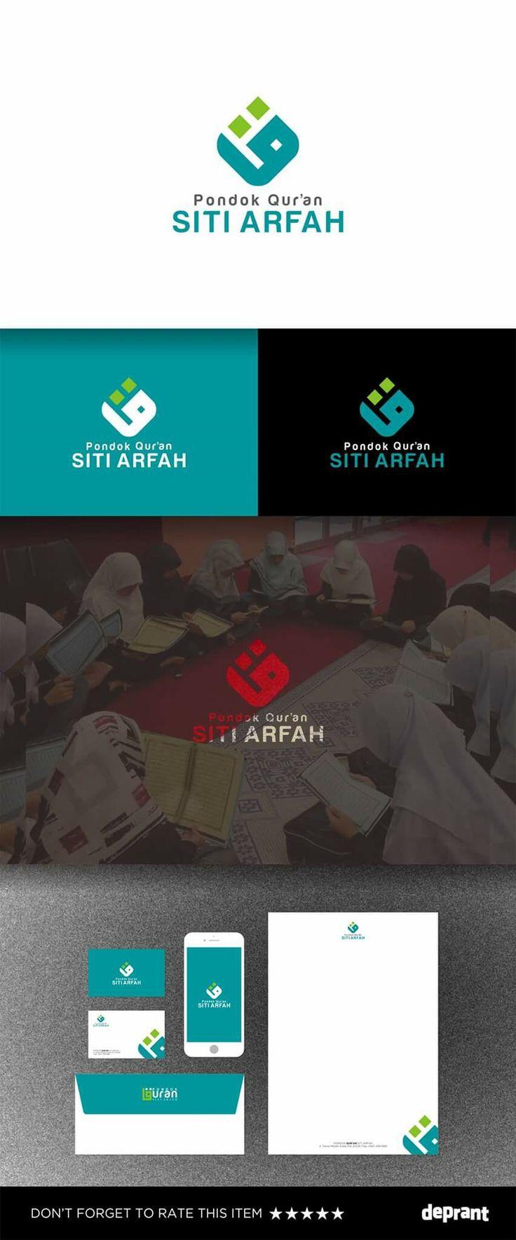 Mengerti keinginan klien [?] Berikan yang mereka butuh, [tidak] berikan yang mereka ingin. Karena kami memposisikan diri sebagai mitra untuk membangun identitas visual usaha/corporate klien. Jadi : BRIEF - RESEARCH - CONSEPT - REVIEW - PRESENTATION  Logo Pondok Qur'an Siti Arfah #deprant #logo #logodesigns #logodesigner #brand #graphicdesigner #graphicdesign #desain #desaingrafis #design