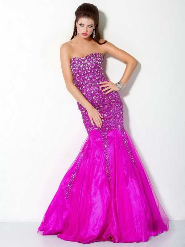 9 best Hermosos Sirena Vestidos de Fiesta images on Pinterest ...