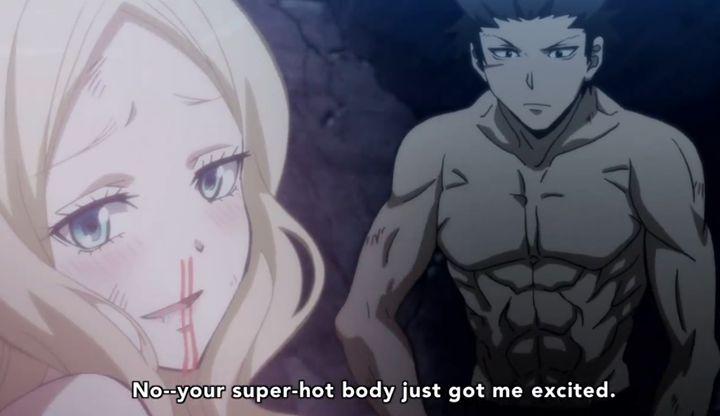 Karasuma kakkoii <3  dem Abs  Anime : Assassination Classroom Season 2