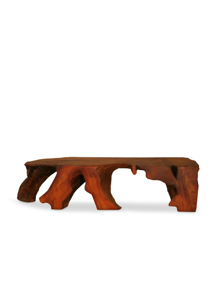 Rosewood Table.  I would like to try it with downed pine trees on the property if I could find some with character.