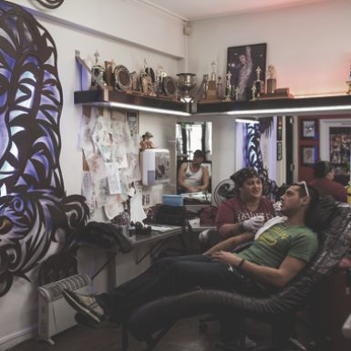 City of Ink, Tattoo Studio NZ