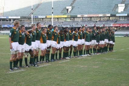 Photo - Google Photos 2005 SA   U19 RWC WINNERS