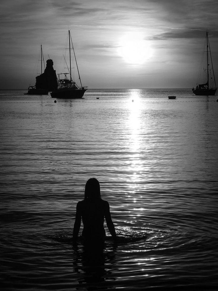 Ibiza byn by Javier Enjuto Garcia