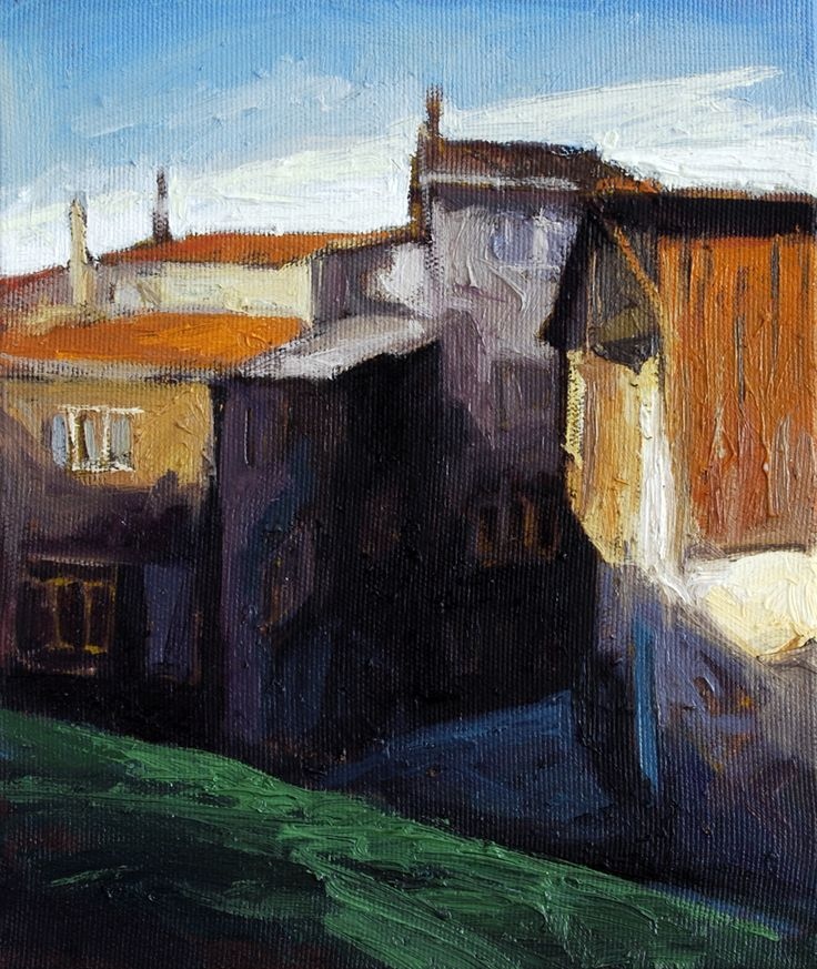 Setenay Alpsoy, 2009 / 30 x 25 cm. Tual üzerine yağlıboya / oil on canvas