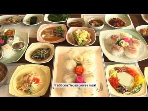 Get to know Korean Sea Food (여수 바다음식) #FreshFish