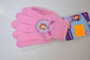 Rękawiczki dziecięce Księżniczka Zosia 800-178  _A12