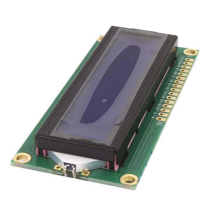 C0030送料無料2ピース5ボルト液晶1602ブルースクリーンキャラクタlcdディスプレイモジュールブルーブラックライト新と白コードホット販売