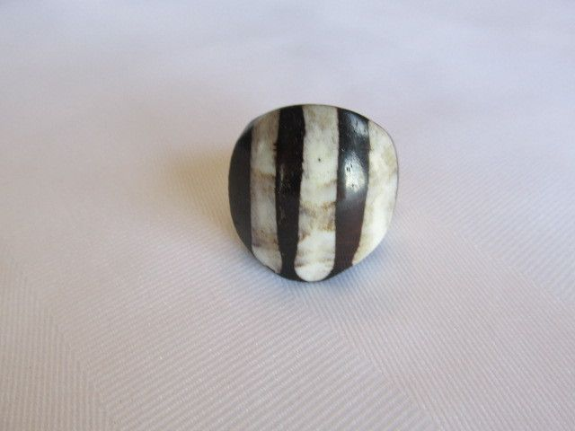 Shared Treasures Boutique -  African Polished Cow Bone Ring  -  Size 8, $16.50 (http://www.sharedtreasuresboutique.com/african-polished-cow-bone-ring-size-8/)