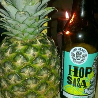 AleBrowar Hop Sasa - lots of hops and good bitterness Polish beer!  #Poland #IPA #craftbeer #beeroclock