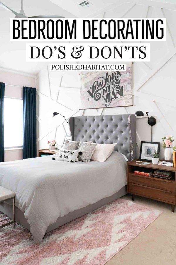 How to Decorate a Master Bedroom in 7  Bedroom decor, Cheap