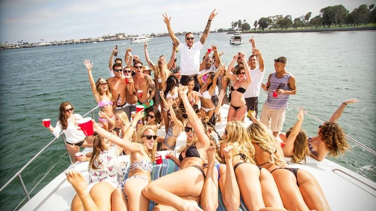 Luxury Yacht Party   [Epic Life]