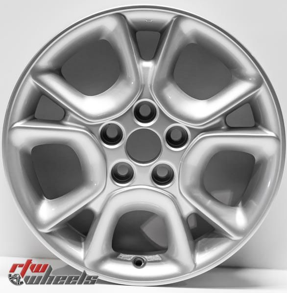 "17"" Toyota Sienna oem replica wheels 2004-2007 Silver rims - https://www.rtwwheels.com/store/shop/17-toyota-sienna-oem-replica-wheels-for-sale-silver-rims-aly69445u20n/"