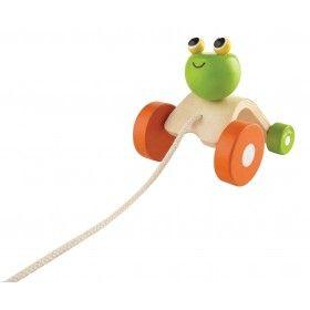 Zıplayan Kurbağa (Jumping Frog)