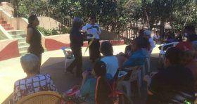 """Con programa """"Toma el Llavero"""", promueve Gobierno del Estado la integración social de adultos mayores"""