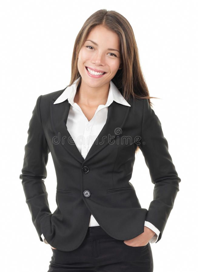 Businesswoman Young Business Woman Isolated On White Background Portrait Of Be Affiliate Isolated White Backgro With Images Business Women Portrait Stock Photos