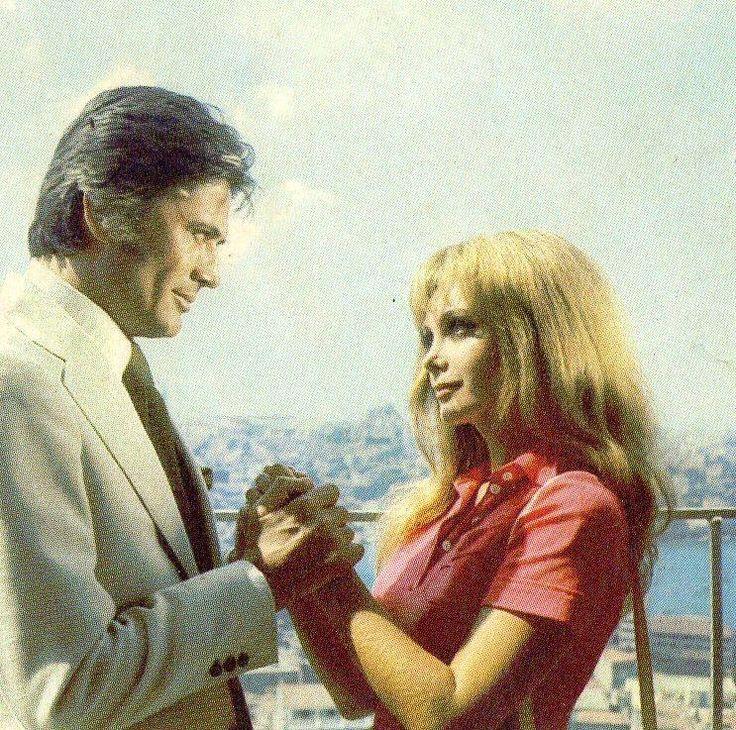 Cüneyt Arkın & Filiz Akın ~ Küçük Sevgilim, 1971