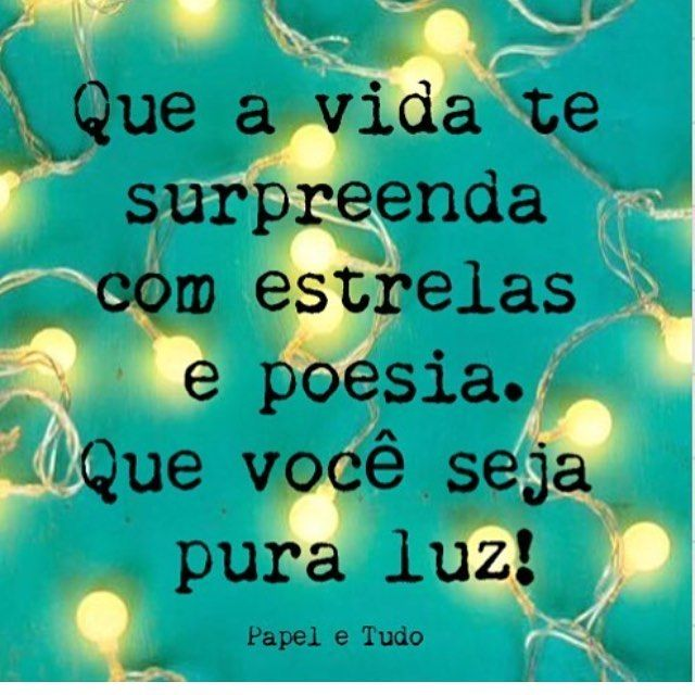 #regram @papeletudo É o meu desejo pra você também! ✨✨✨✨✨✨ #frases #desejo #pravocê #vida #papeletudo #energiaboa #energia #luz