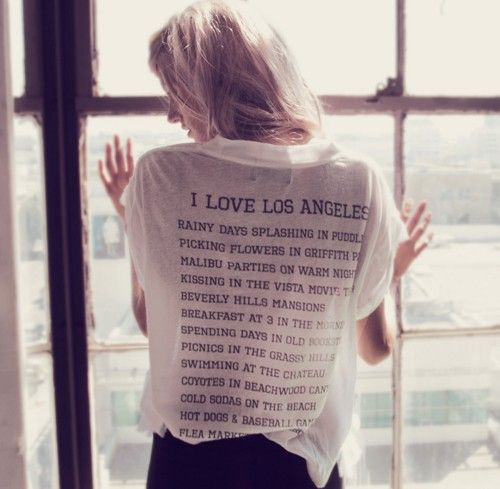 Limited-Edition Wildfox TeeTees Shirts, Fashion, Los Angeles, Cities Of Angels, Summer Girls, Wildfox, Los Angels, T Shirts, Greek Style