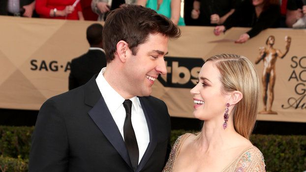 Its Emily Blunt and John Krasinskis 7th Anniversary See Their Cutest Couple Moments