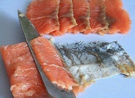 Мобильный LiveInternet Готовим вкусно с Три И ночкой! 25 рецептов из красной рыбы:   Трииночка - Дневник Три И ночка  