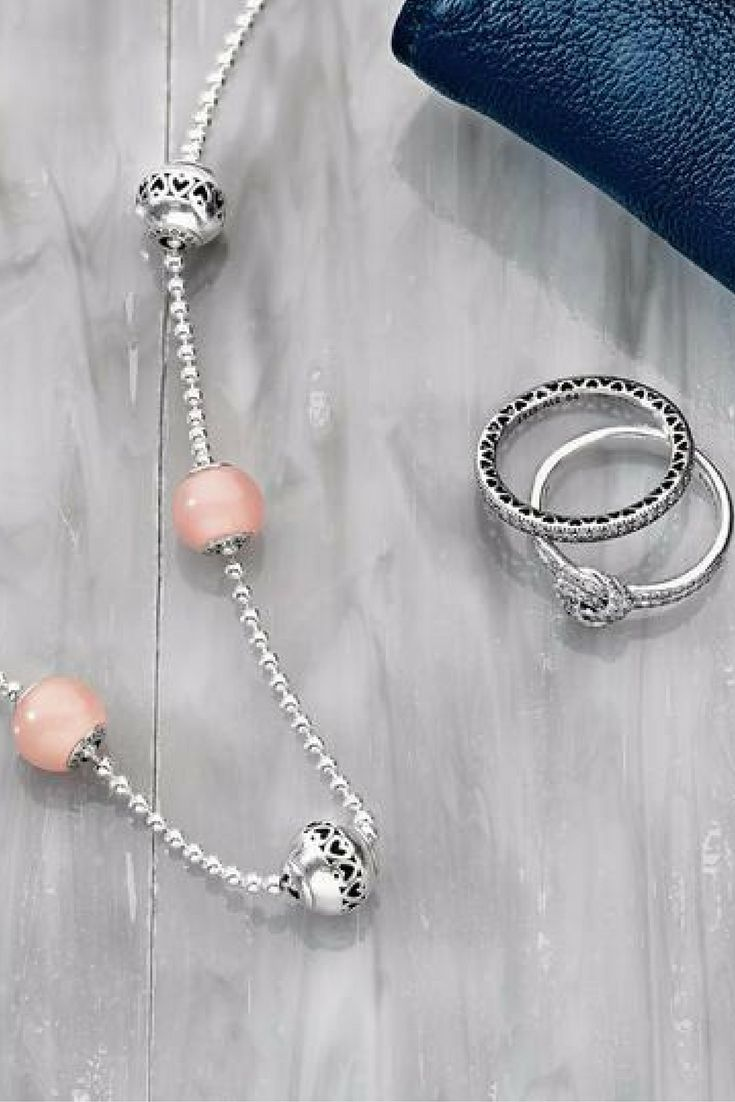 Mix colors and personalities with PANDORA Essence to represent what means the most to you. #PANDORATexas #PANDORAessence #PANDORArings #PANDORANecklace