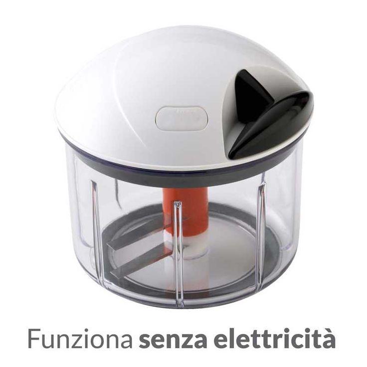 Fissler Tritatutto Finecut - 105100062 Per tagliare, centrifugare, miscelare
