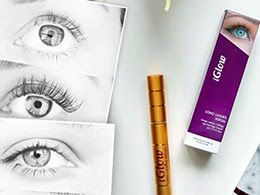 #Free iGlow Long Lashes Serum #freebies #beauty #bbloggers