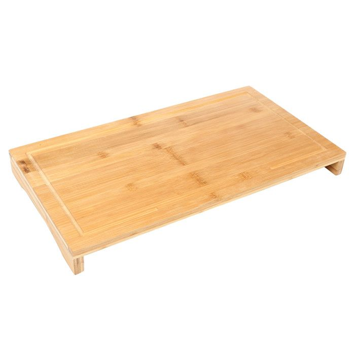 "Lipper International Bamboo 11.5"" Over The Sink & Stove Cutting Board"