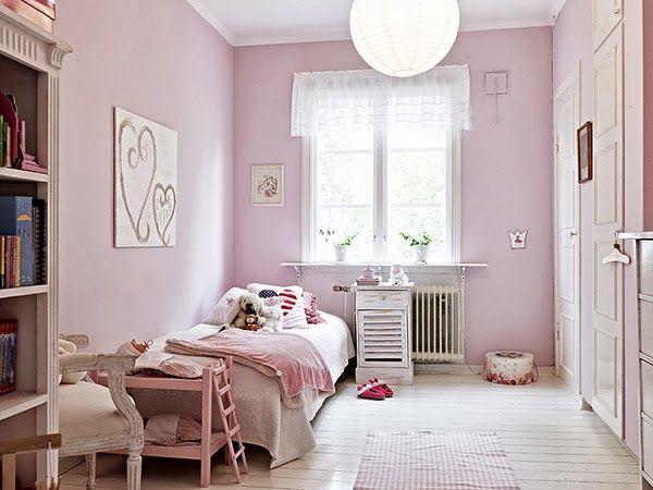 Heart Handmade UK: Romantic Small Apartment Style