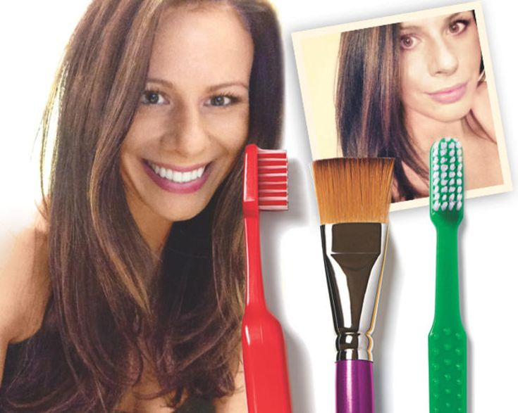 Giving yourself highlights at home? Here's a few tips and tricks.