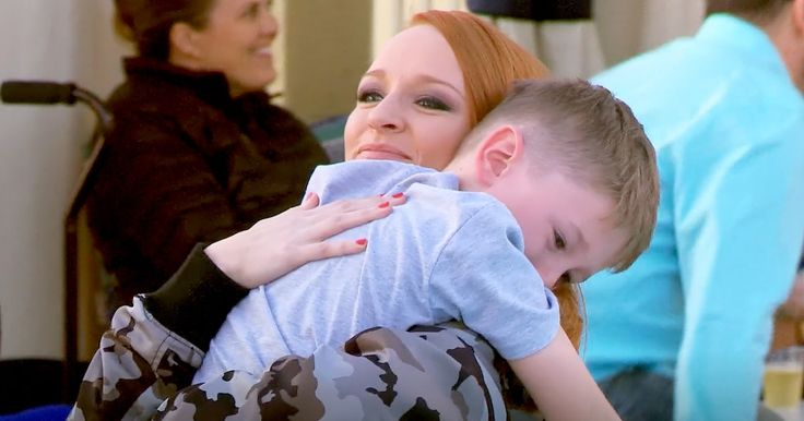 Teen Mom OG's Maci Bookout opened up about her son Bentley's emotional reaction…