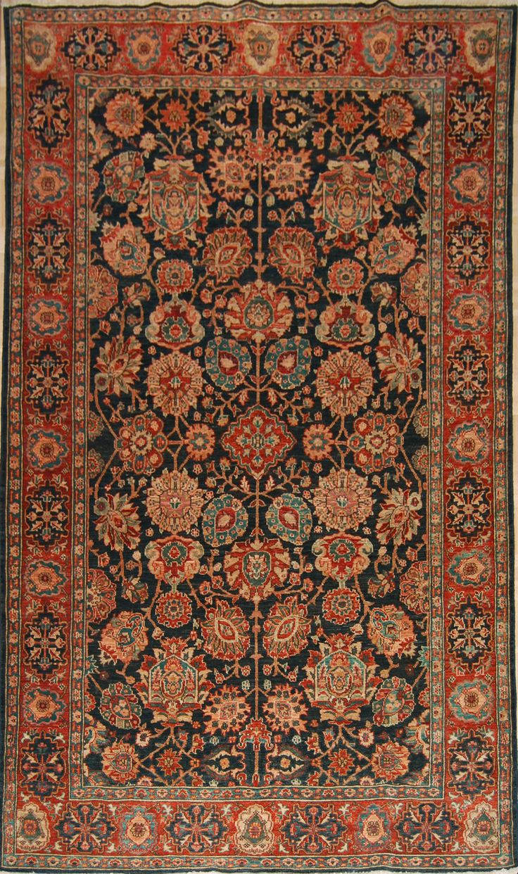 5 7 X 9 9ky491 Aamu Vegetable Dyed Hand Knotted Wool