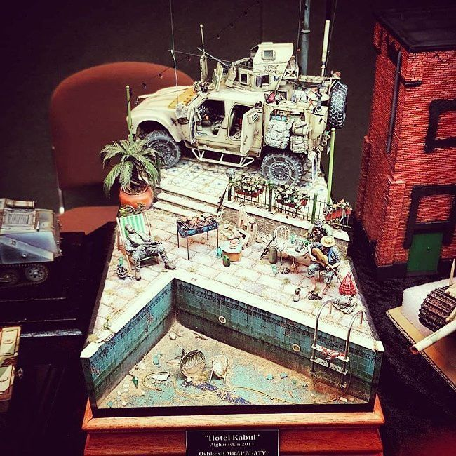 Dollhouse Miniatures In Las Vegas: 847 Best Diorama Models Images On Pinterest