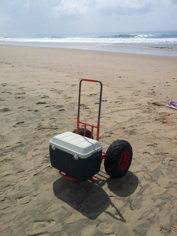 Best 25 Beach Cart Wheels Ideas On Pinterest Beach Cart