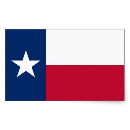 texas flag design